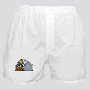 Italian Greyhound Huddle Boxer Shorts