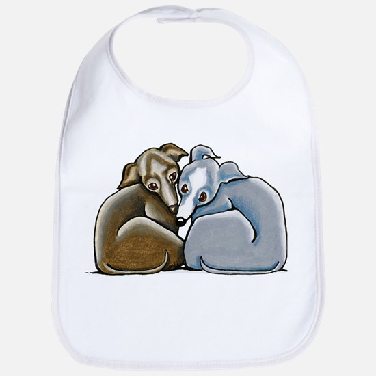 Italian Greyhound Huddle Bib