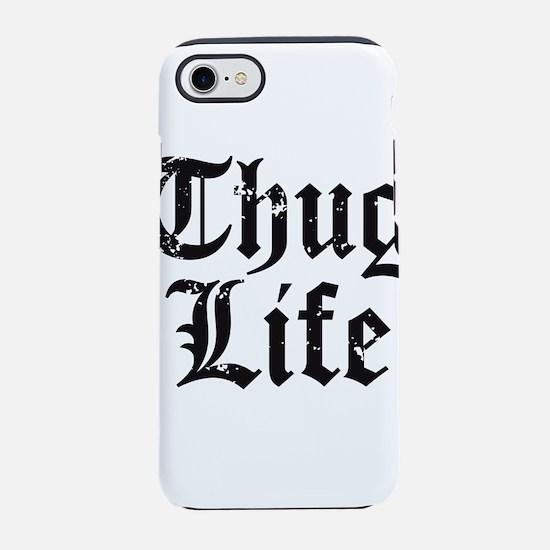 Thug life phone cases cafepress thug life iphone 7 tough case voltagebd Images