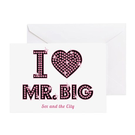 Sex and the city greeting cards