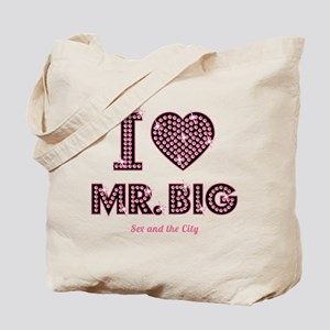 I Love Mr. Big Sex And The City Tote Bag