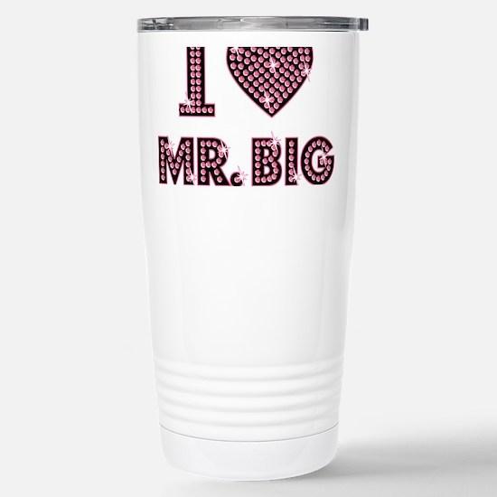 I Love Mr. Big Sex And The City Travel Mug