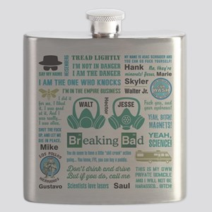 Breaking Bad Flask