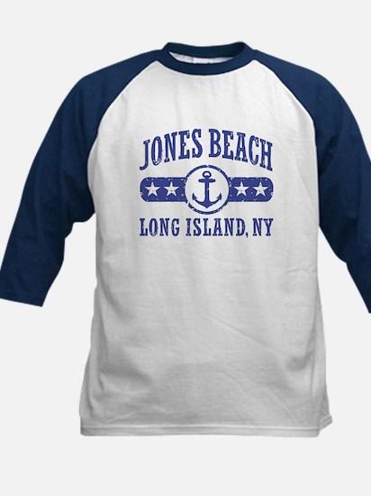 Jones Beach Long Island NY Kids Baseball Jersey