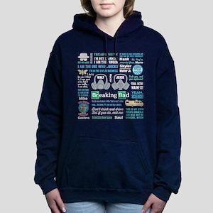 Breaking Bad Women's Hooded Sweatshirt