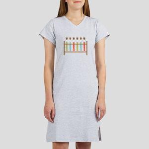 Test Tubes Women's Nightshirt