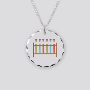 Test Tubes Necklace