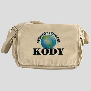 World's Coolest Kody Messenger Bag