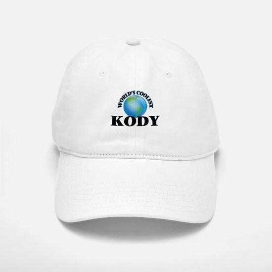 World's Coolest Kody Baseball Baseball Cap