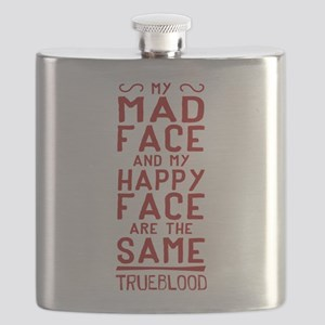 Pam True Blood Mad Face Flask