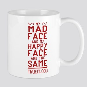 Pam True Blood Mad Face Mugs