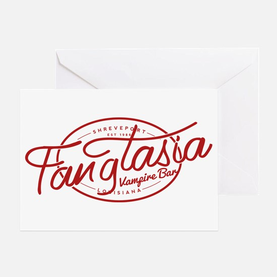 Fangtasia True Blood Greeting Cards