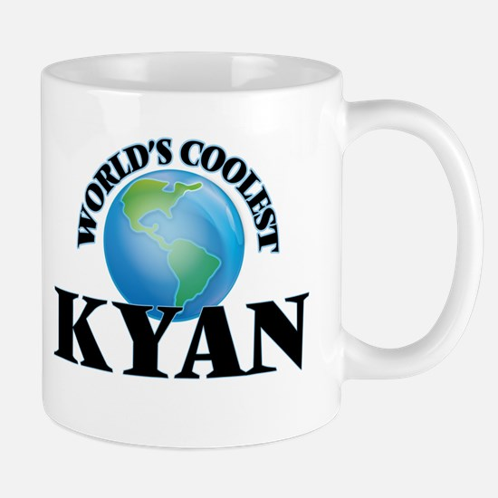 World's Coolest Kyan Mugs