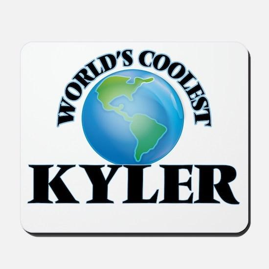 World's Coolest Kyler Mousepad