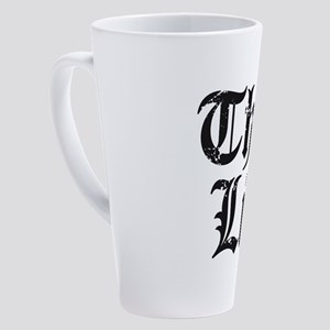 Thug Life 17 oz Latte Mug