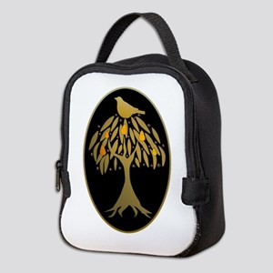 Partridge in a Pear Tree Neoprene Lunch Bag