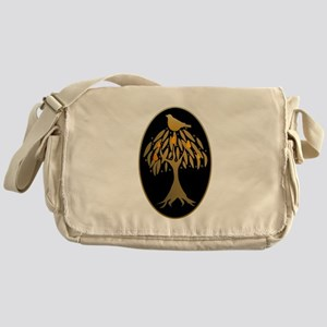 Partridge in a Pear Tree Messenger Bag