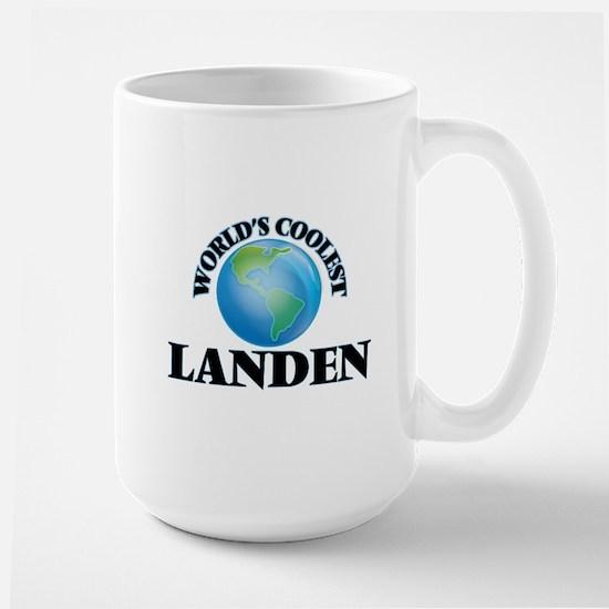 World's Coolest Landen Mugs