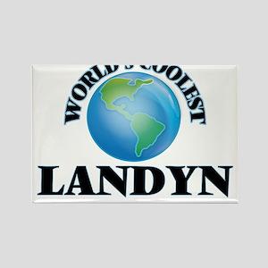 World's Coolest Landyn Magnets