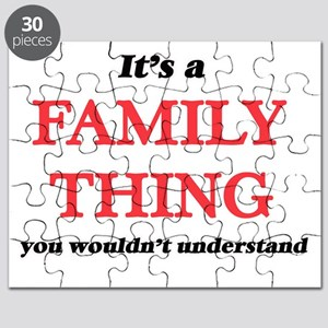 It's a Family thing, you wouldn't u Puzzle