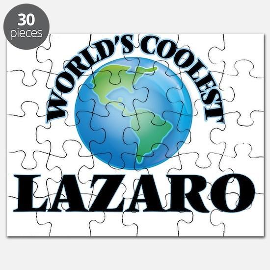 World's Coolest Lazaro Puzzle