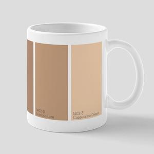 Paint Chips Coffee Mug