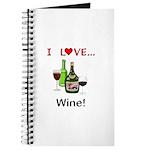 I Love Wine Journal