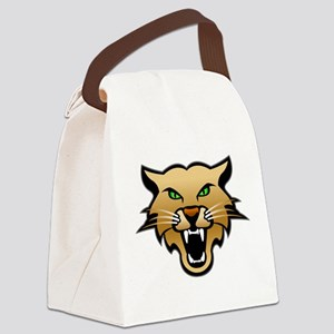 Cougar Canvas Lunch Bag