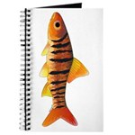 African Banded Barb Journal