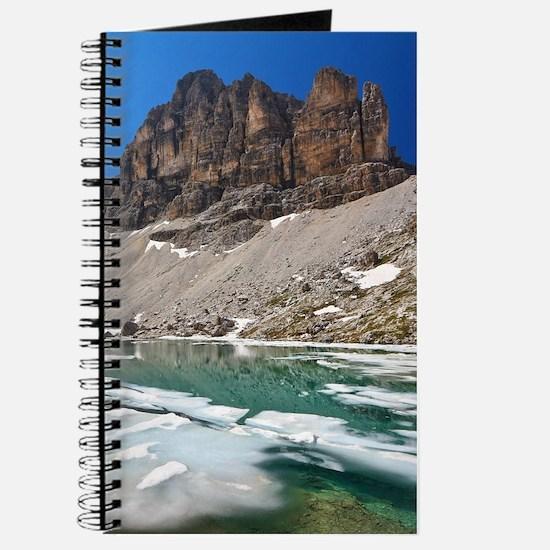 Dolomiti - lake Pisciadu Journal