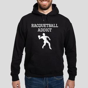 Racquetball Addict Hoodie