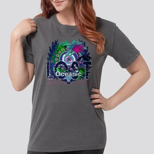 Lost Oceanic Heart Wings T-Shirt
