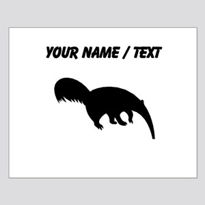 Custom Anteater Silhouette Posters