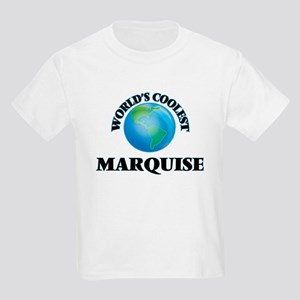 World's Coolest Marquise T-Shirt