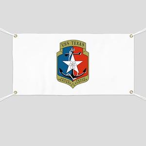 USS Texas (CGN 39) Banner