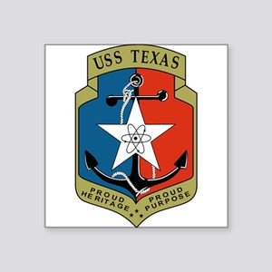 USS Texas (CGN 39) Sticker