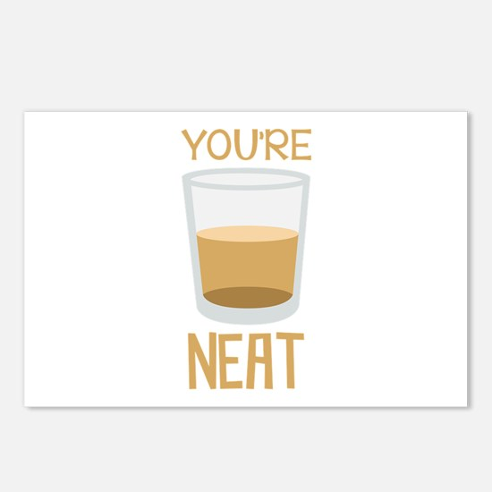 Youre Neat Postcards (Package of 8)