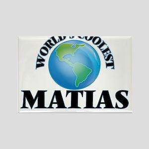 World's Coolest Matias Magnets