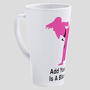Martial Arts 17 oz Latte Mug
