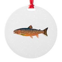 Arctic Char v2 Ornament