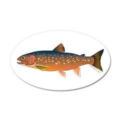Arctic Char v2 Wall Decal