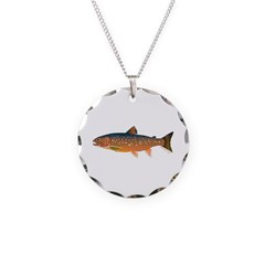 Arctic Char v2 Necklace