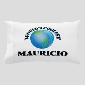 World's Coolest Mauricio Pillow Case