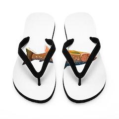 Arctic Char v2 Flip Flops