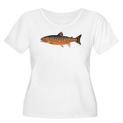 Arctic Char v2 Plus Size T-Shirt