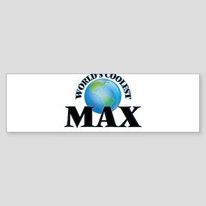 World's Coolest Max Bumper Sticker