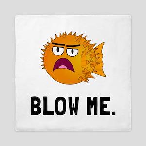 Blow Me Queen Duvet