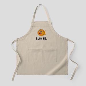 Blow Me Apron