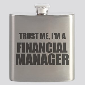 Trust Me, I'm A Financial Manager Flask