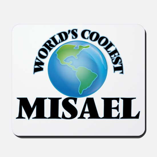 World's Coolest Misael Mousepad